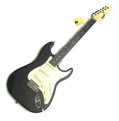 Tagima Guitarra Eletrica Memphis Mg30 Preta Fosco
