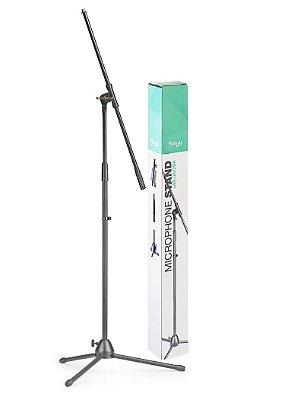 Pedestal Microfone Stagg MIS0822 Girafa Reforçado