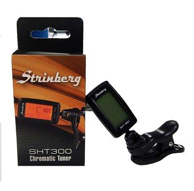 Afinador Cromático Strinberg SHT300