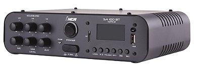 Amplificador Compacto de Potência Sa100 BT Optical Mono