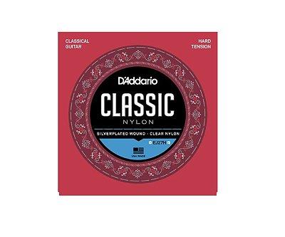 Encordoamento D'addario Classic Violão Náilon EJ27H