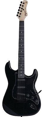 Guitarra Tagima TG500 Strato Preta
