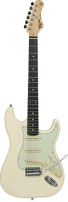 Guitarra Tagima TG500 Strato Branca