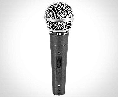 Microfone com fio TSI 58sw