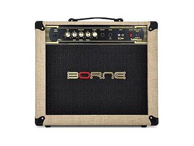 Amplificador Para Guitarra Borne Vorax1050 Palha