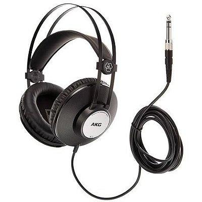 Fone de ouvido AKG K72 Over Ear