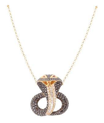 Gargantilha Cobra Egípcia