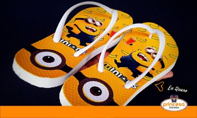 chinelos personalizados sorocaba - kit com 160 pares linha Premium