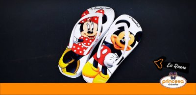 sandalia personalizada para casamento - kit com 750 pares linha Premium