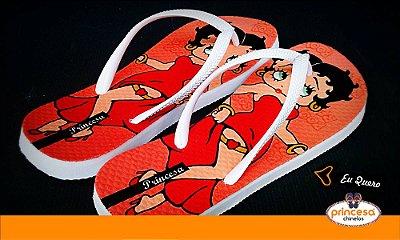 sandalias personalizadas em recife - kit com 850 pares linha Premium