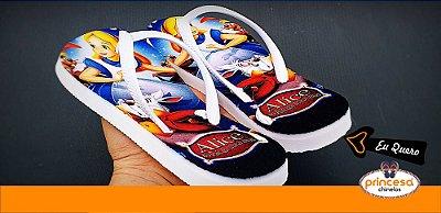chinelos personalizados rj preço - kit com 1000 pares Linha Econômica