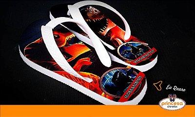 sandalias personalizadas recife pe - 1 par