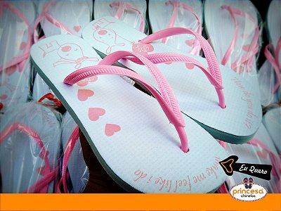 chinelos personalizados campinas casamento