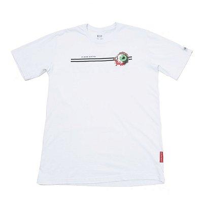 Camiseta My Gang Destroy Branca