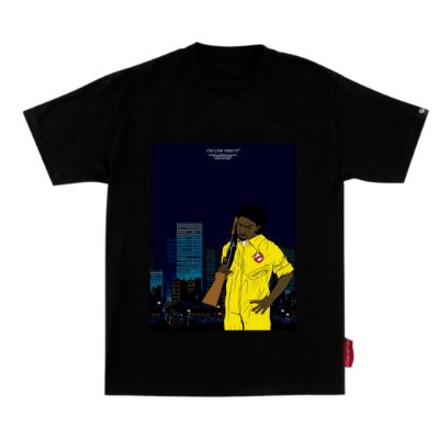 Camiseta - CAÇADOR DE KKK - Preta