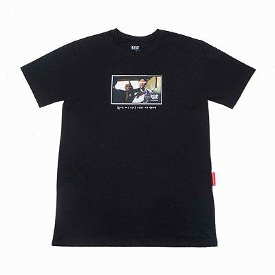 Camiseta - I Love My Uzi - Preto