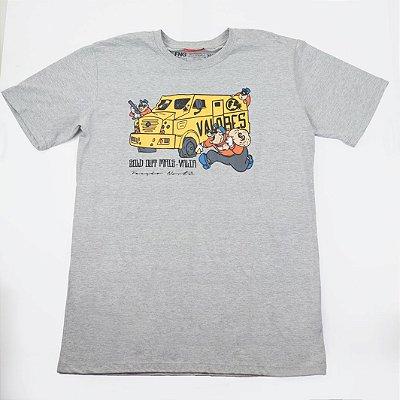 Camiseta - Sold Out - Mescla