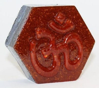ORGONITE HEXAGONAL OM