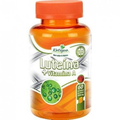 Luteína - Com vitamina A