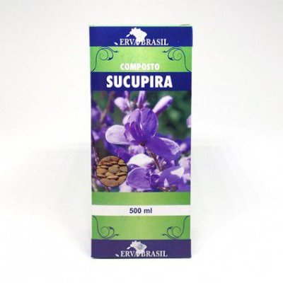 Composto de Sucupira - 500 ml