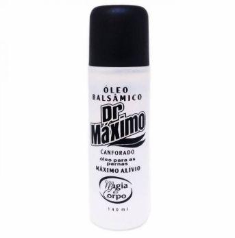 ÓLEO BALSÂMICO DR MÁXIMO 140 ml