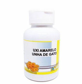 Uxi Amarelo com Unha de Gato - 90 Cáp 500 mg