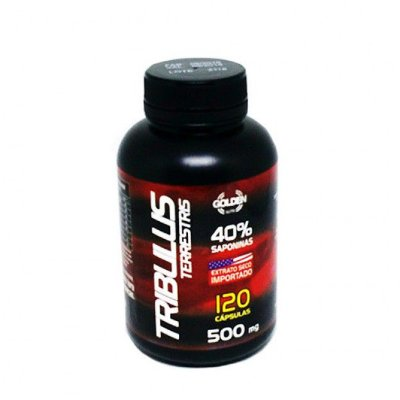 Tribulus Terrestris - 120 Cáp - 500 mg