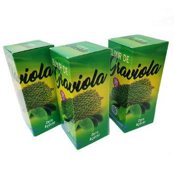 Elixir de Graviola - 500 ml