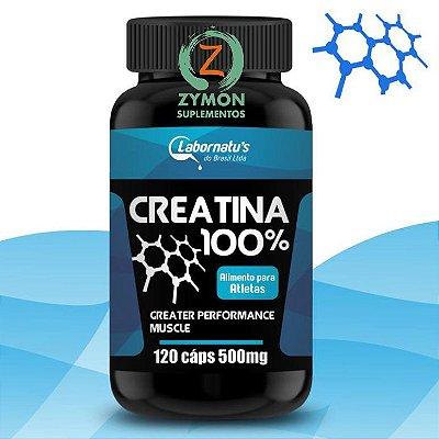 Creatina - 120 Cáp 500 mg