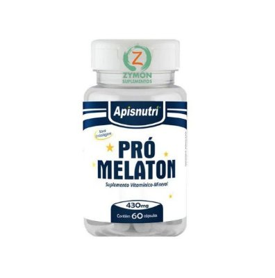 Pró Melaton - 60 Cáp 430 mg