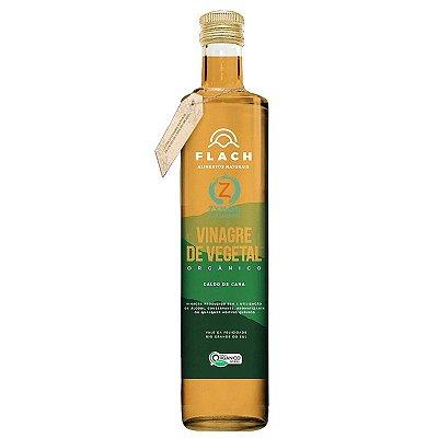VINAGRE de CANA de AÇÚCAR - 500 ml - com selo ORGÂNICO
