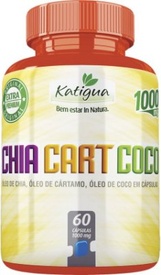 CHIA CART COCO - 60 cap 1000mg