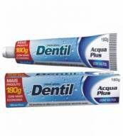 Creme Dental Sem Flúor Sabor Menta 180 g