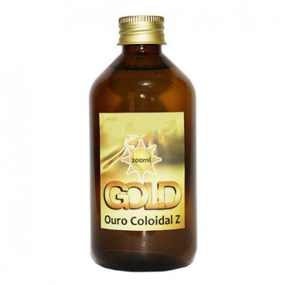 Ouro Coloidal - 200 ml