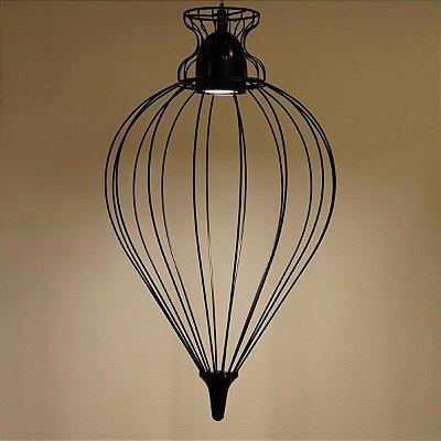 Pendente Dudda 35X60cm LED -FEMARTE 14 006 58 07