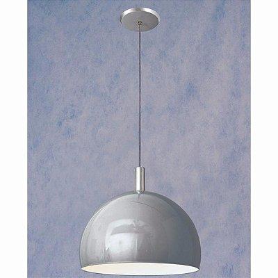 Pendente em Aluminio e Vidro Pantoja e Carmona 4001