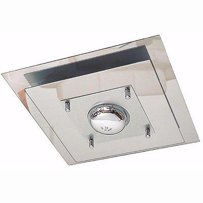 Plafom em Aluminio e Vidro Pantoja e Carmona 130