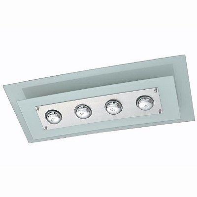 Plafom em Aluminio e Vidro Pantoja e Carmona 138