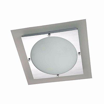 Plafom em Aluminio e Vidro Pantoja e Carmona 250