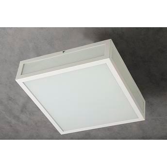 Plafon em Aluminio e Vidro Pantoja e Carmona  3019