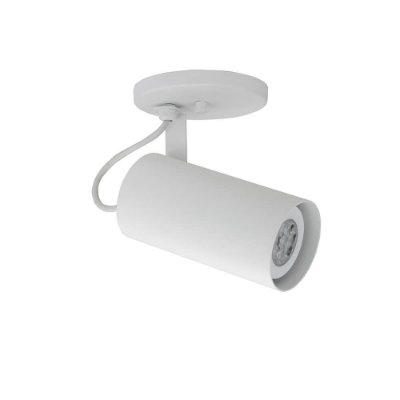 SPOT LISSE ll COM CANOPLA 1 PAR20 50W - New Line IN55635