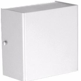 Arandela  Aluminio Piuluce 3051/B