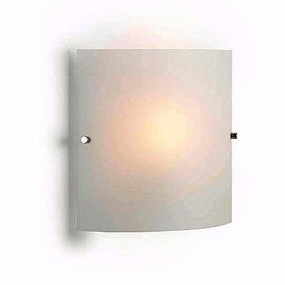 Arandela Aluminio e Vidro ABALUX AR02-S1E27