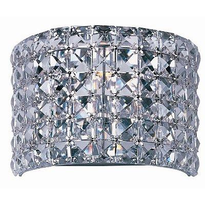 Arandela de Cristal 14x20cm BLEST AR063