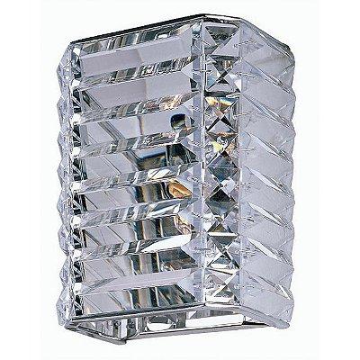 Arandela de Cristal 18x15cm BLEST AR061