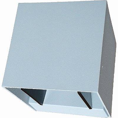 Arandela de LED em Aluminio facho ajustável 6W (2X3W) 3000K BLEST 91520