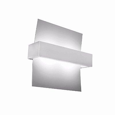 Arandela em Aluminio 25x24x7cm New Line 196