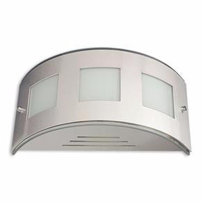 Arandela em Aluminio e Vidro Pantoja e Carmona  055