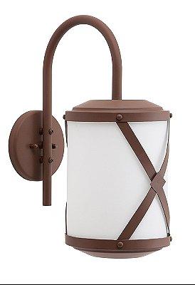 Arandela Império Grande 1 lâmpada Madelustre 2613