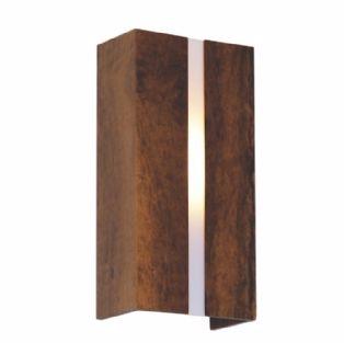 Arandela Retangular 15X30X8,5cm Accord 419